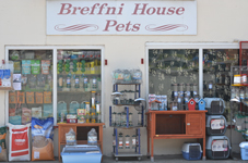 Breffni House Pets Outside